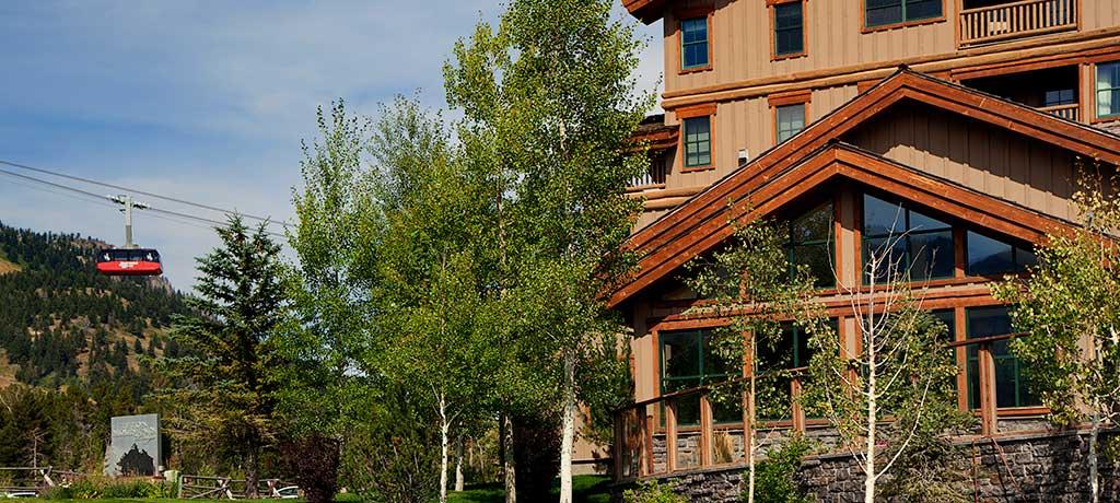 Teton Mountain Lodge & Spa, Wyoming