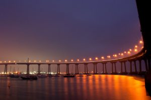 Coronado Bridge, California