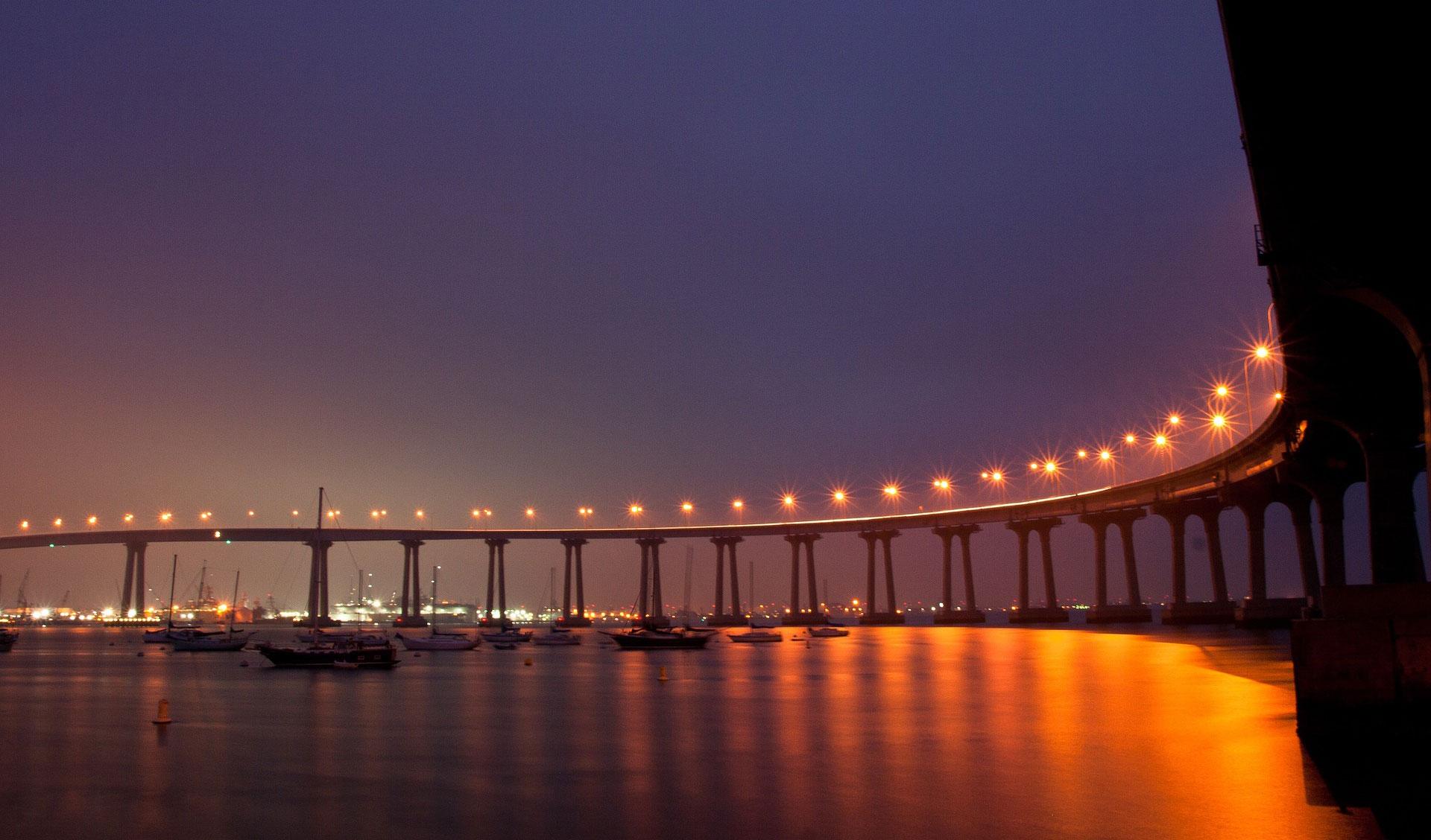 Coronado Bridge, California