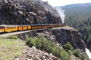 Durango-Silverton Narrow Gauge Railroad, Colorado