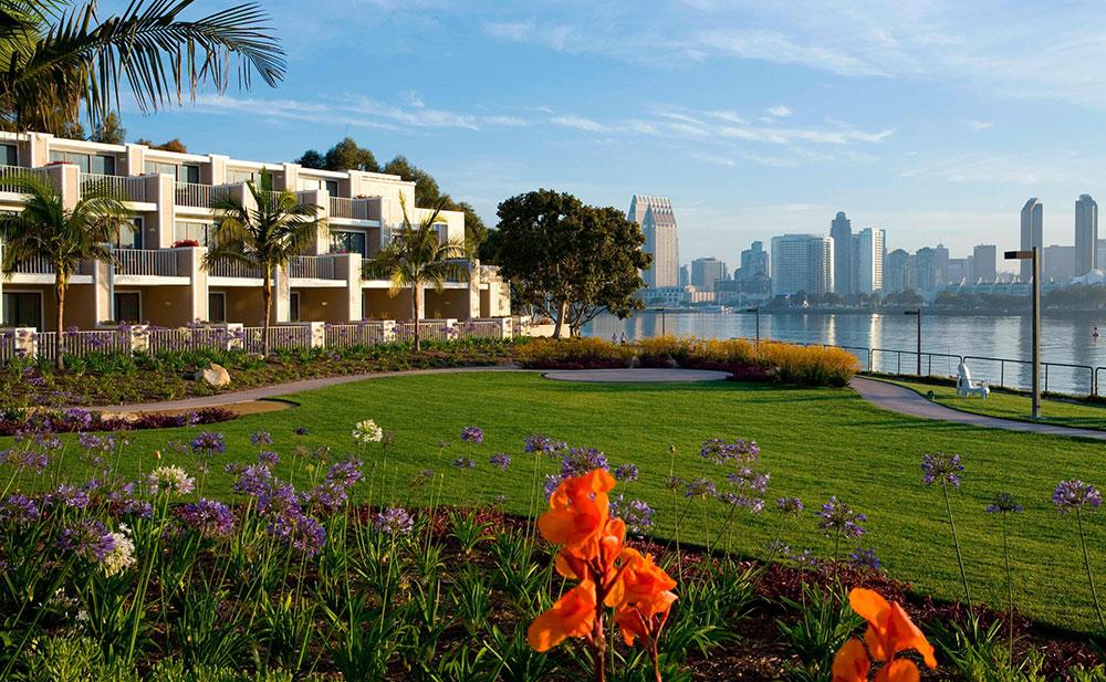 Coronado Island Marriott Resort, California