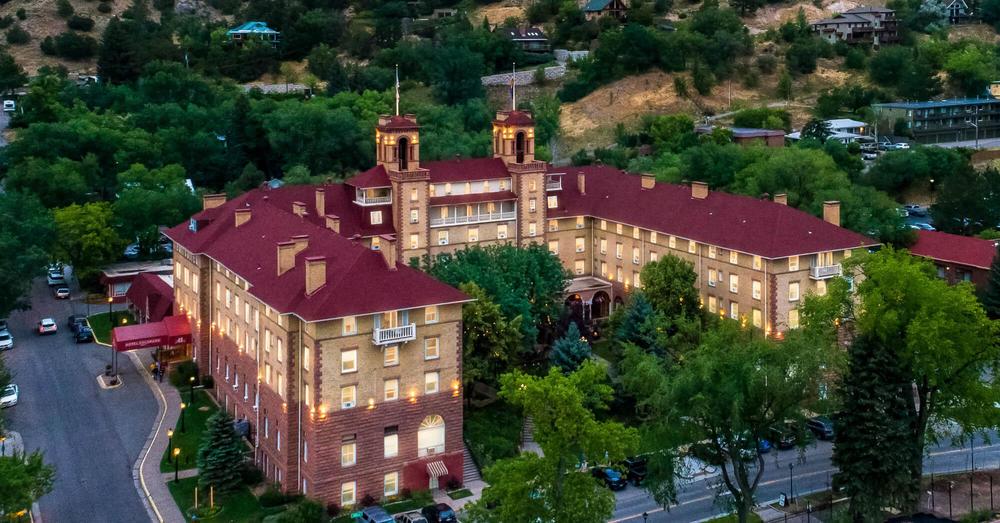 Hotel Colorado, Glenwood Springs