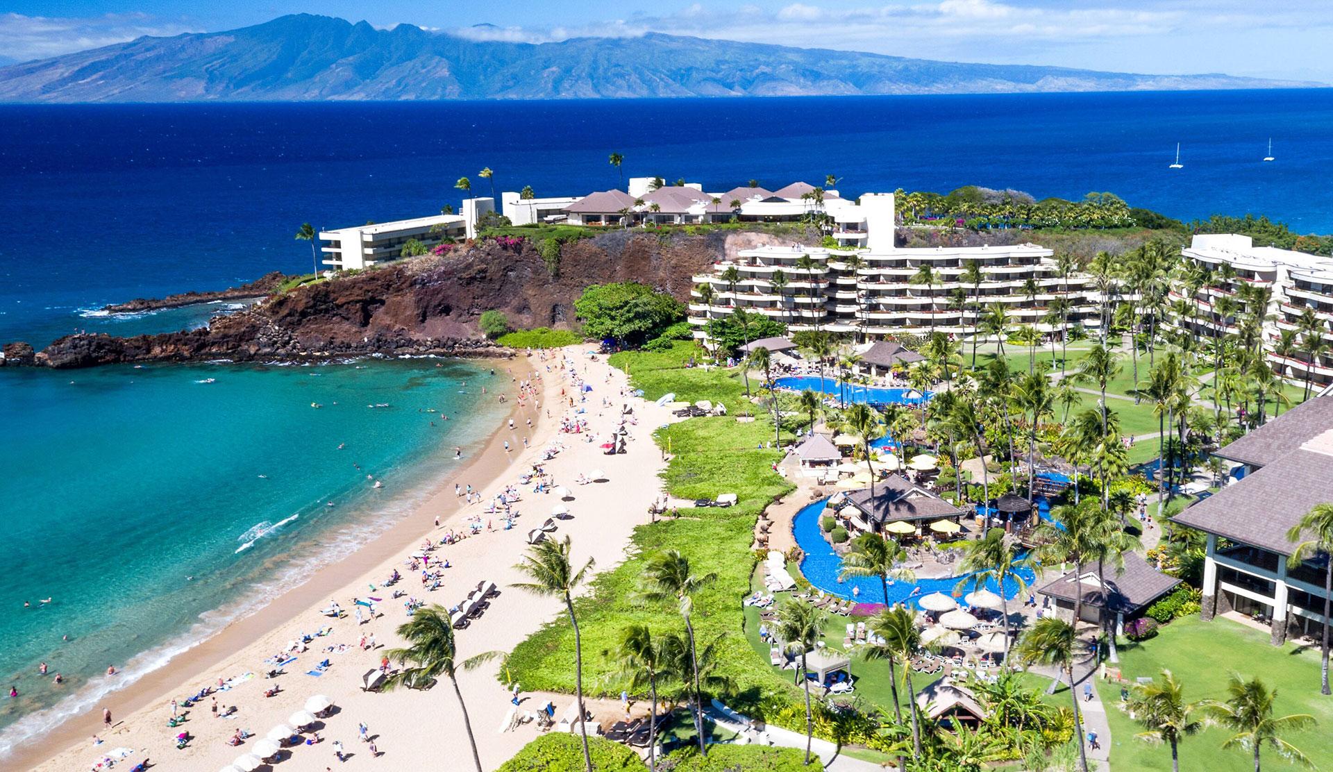 Sheraton Maui Resort & Spa, Lahaina, Hawaii
