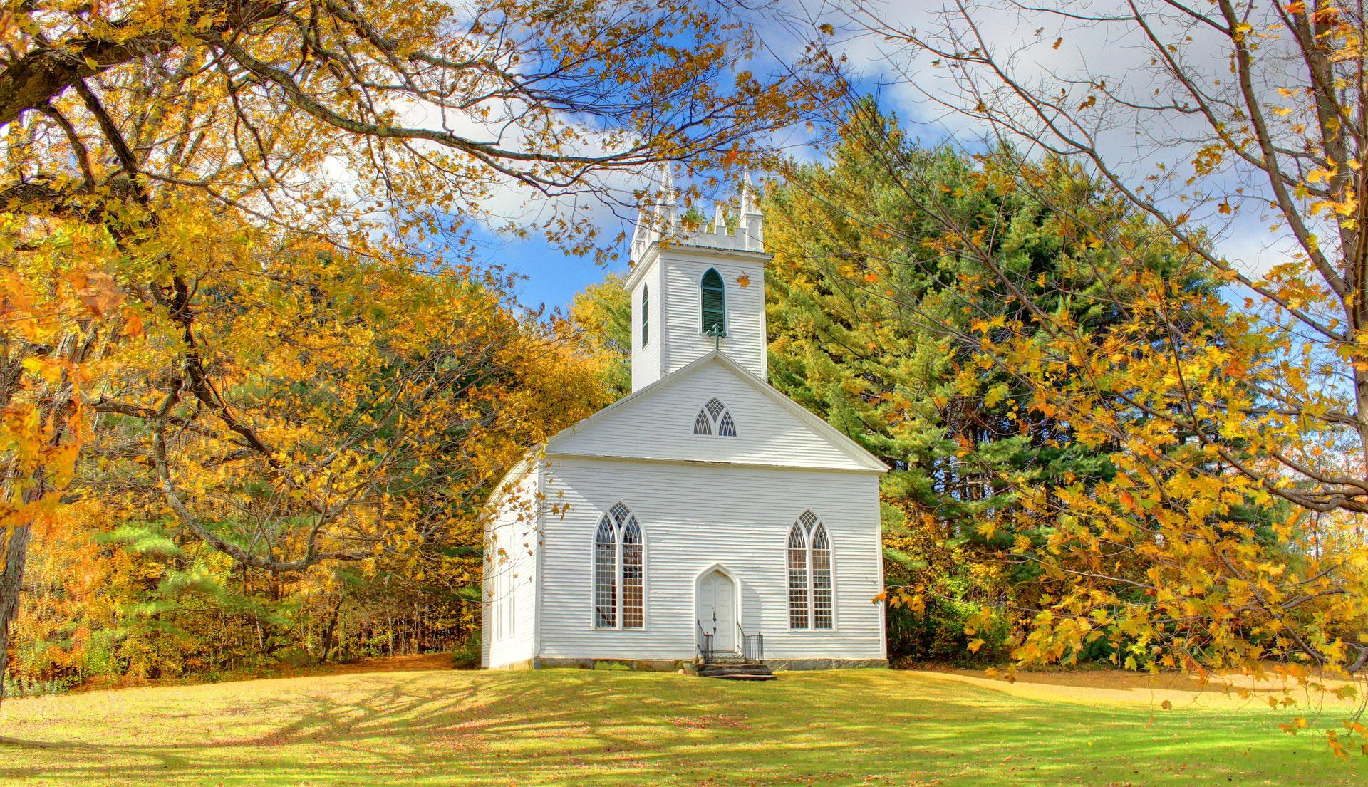 Berkshires, New England