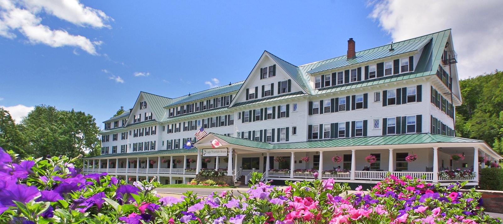 Eagle Mountain House - Jackson, New Hampshire