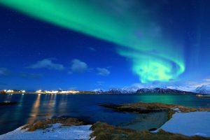 Tromso, Norway - Northern Lights