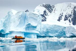 Quark Expeditions -Antarctic Peninsula