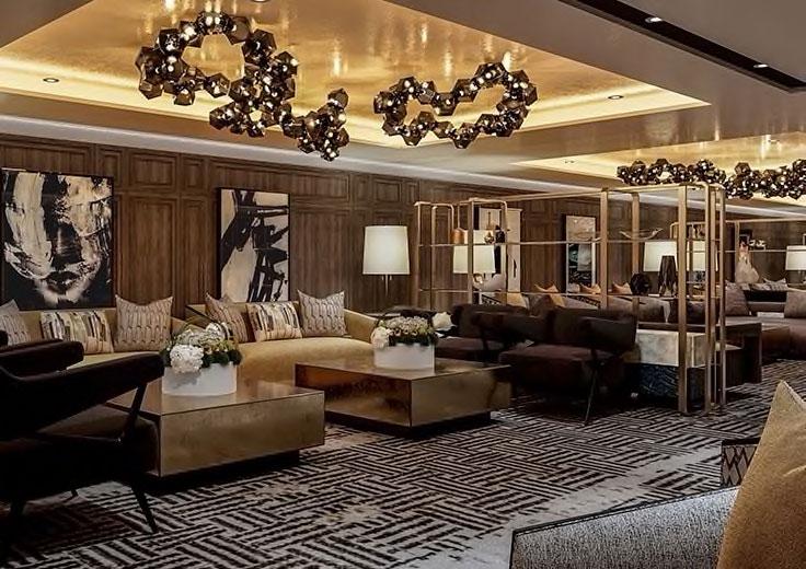 Grand Lounge, Oceania Vista